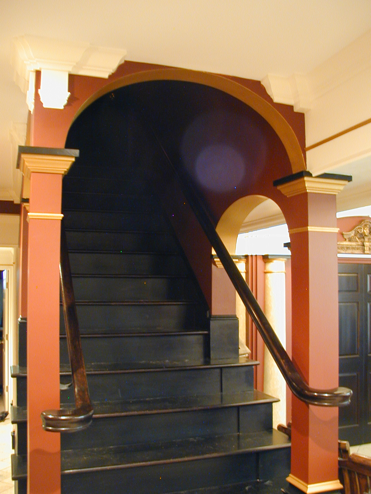 Another View of Staircase