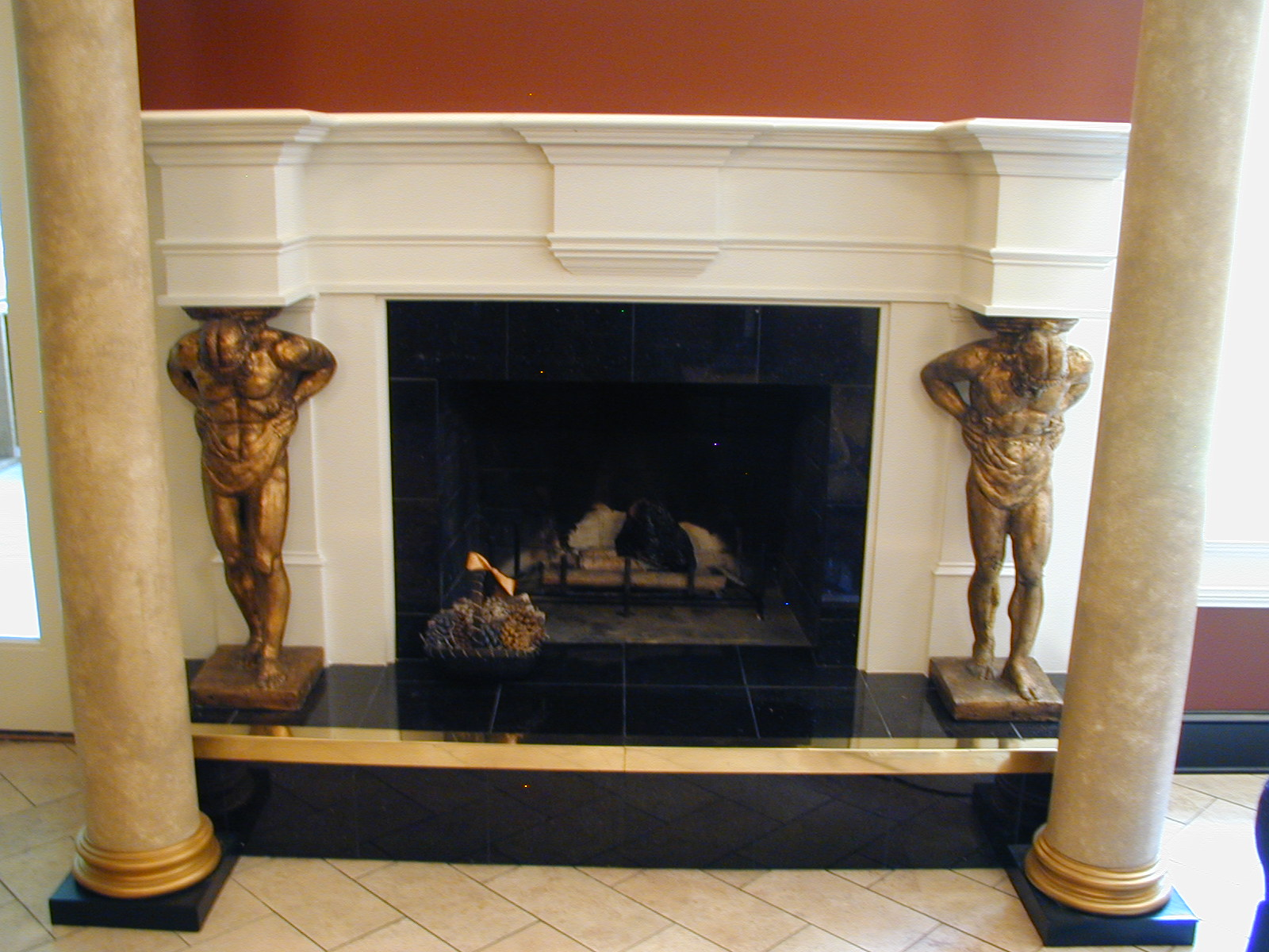 Redesigned Fireplace